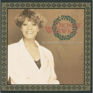 Dionne Warwick – My Favorite Time of the Year cover