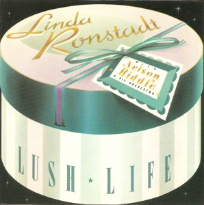 Linda Ronstadt – Lush Life cover