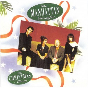 The Manhattan Transfer – The Christmas Album cover