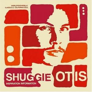 Shuggie Otis – Inspiration Information cover